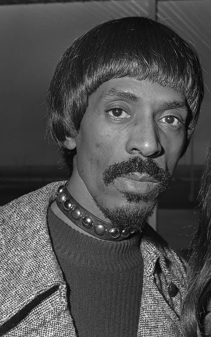 """Rob Mieremet / Anefo, <a href=""""https://commons.wikimedia.org/wiki/File:Ike_&_Tina_Turner_(1971).jpg"""">Ike & Tina Turner (1971)</a>, Die rechte Seite des Bildes wurde abgeschnitten, <a href=""""https://creativecommons.org/licenses/by-sa/3.0/de/legalcode"""">CC BY-SA 3.0 DE</a>"""