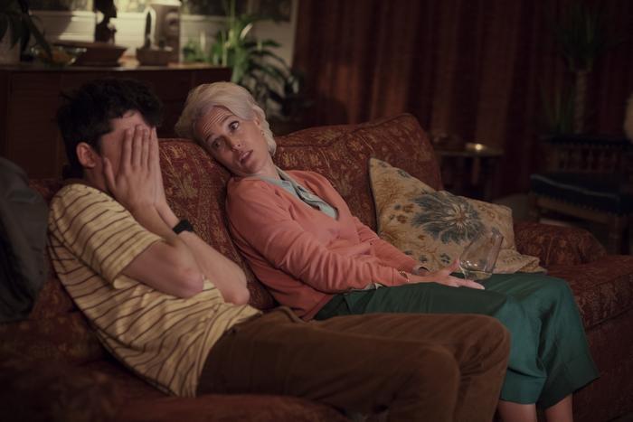 Jean und Otis in Sex Education
