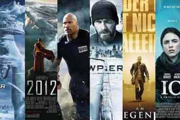 Katastrophenfilme auf Netflix