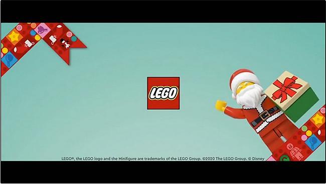 Screenshot aus Lego Werbung