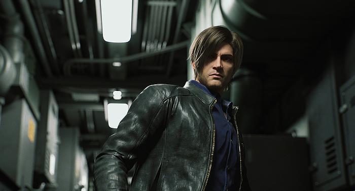 Resident Evil: Infinite Darkness Leon