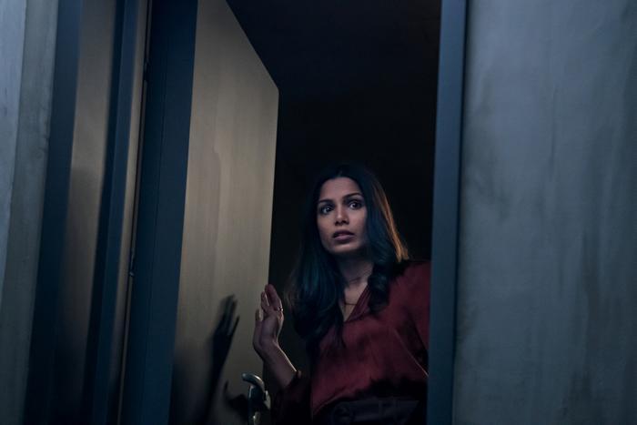 Meera in Intrusion