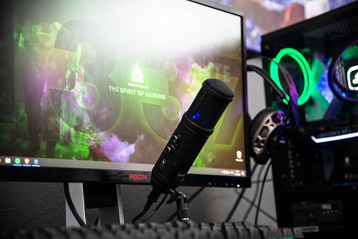 Mikrofon für Streamer