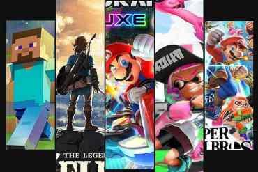 Nintendo-Switch Spiele für Kinder