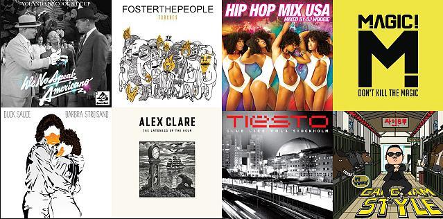 2010er One-Hit-Wonder Cover