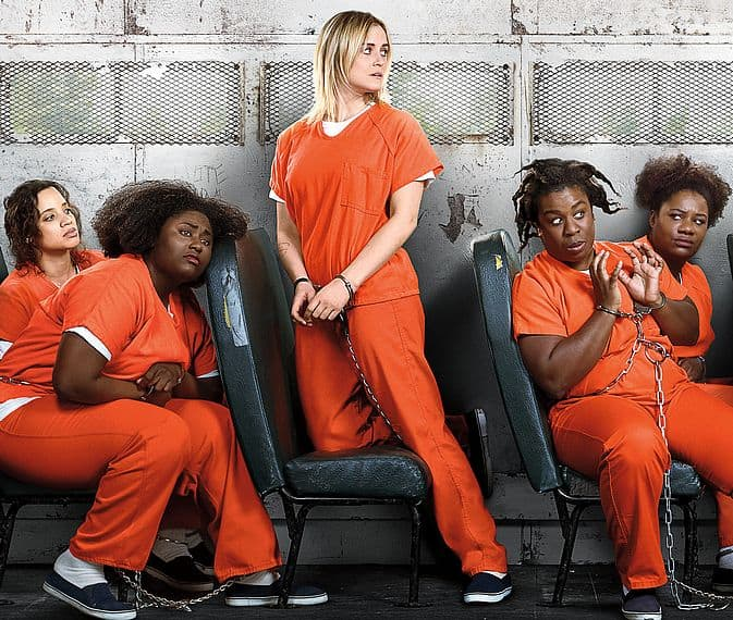 Orange Is the New Black Netflix-Serie