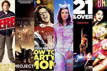 Partyfilme auf Netflix