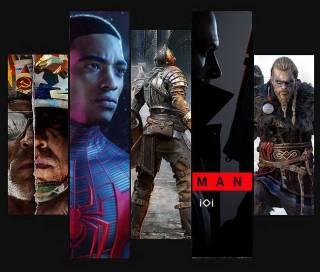 PS5 Spiele 2021