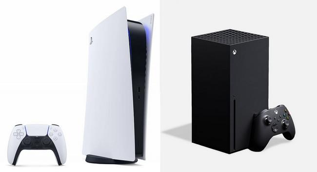 PS5 oder XBox Series X