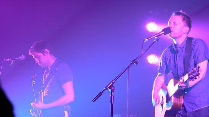 michell zappa, Radiohead in amsterdam, CC BY-SA 2.0