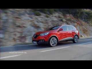 Screenshot aus Renault Werbung