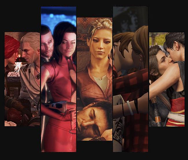 Romantische Videospiele