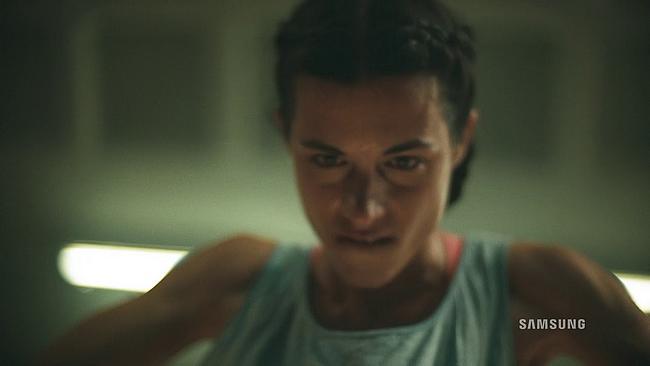 Screenshot aus Samsung WM Werbung 2019