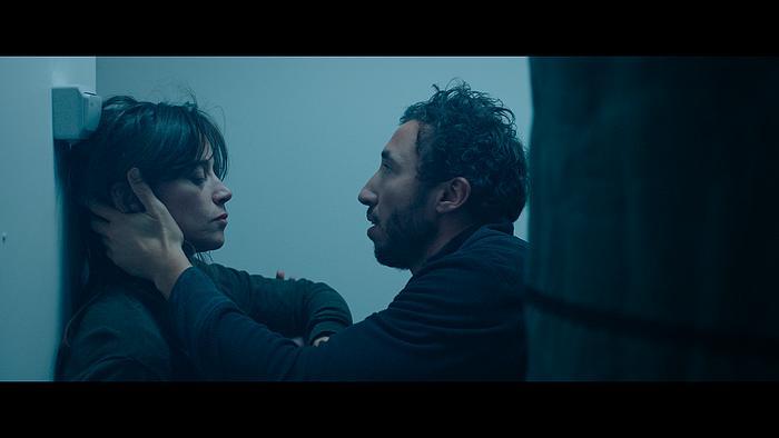 Karim und Virginie in Schwarm der Schrecken