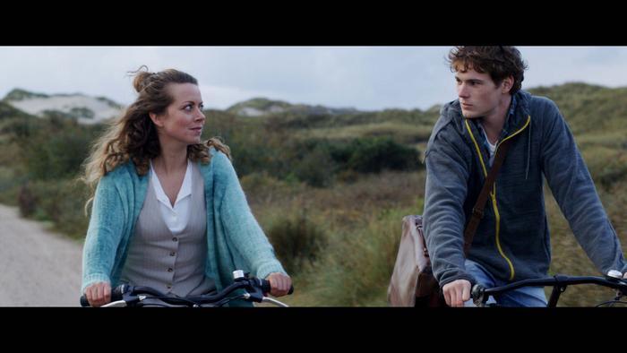 Jonas und Helena in Schwarze Insel