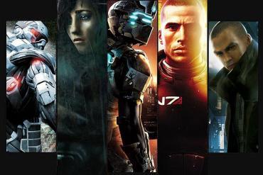 Sci-Fi Games