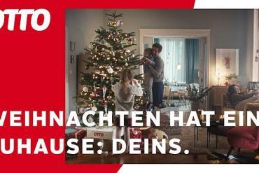 Screenshot aus der Otto Werbung