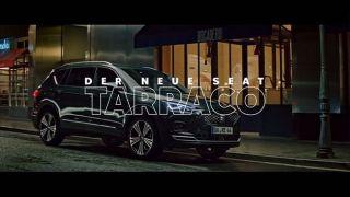 Screenshot aus SEAT Tarraco Werbung