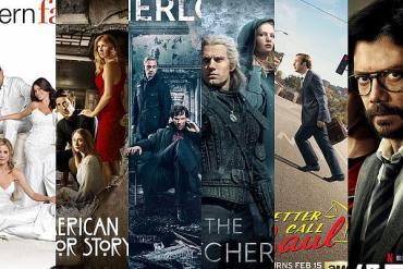 Serien für Paare auf Netflix