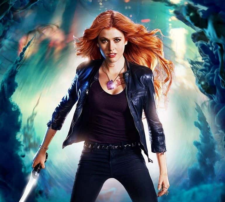 Filmposter Shadowhunters