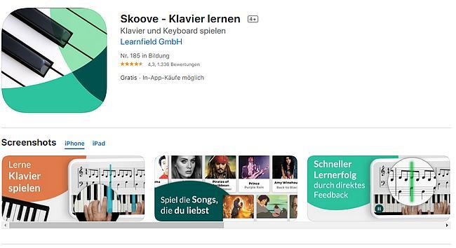 Skoove App