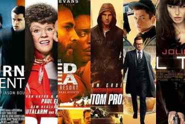 Spionage- und Agentenfilme Netflix