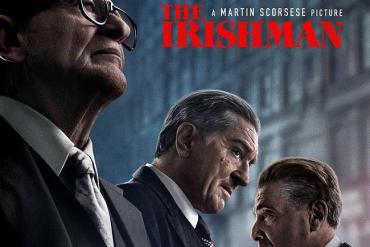 The Irishman Filmposter