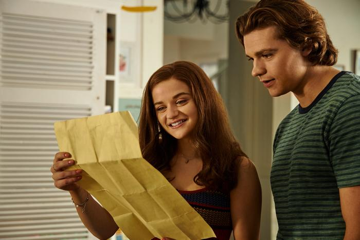 Elle und Lee in The Kissing Booth 3