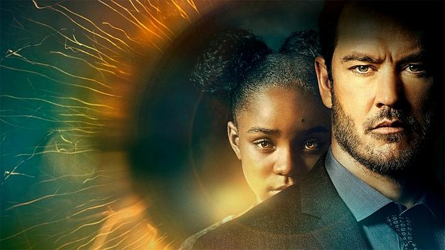The Passage Serien-Poster