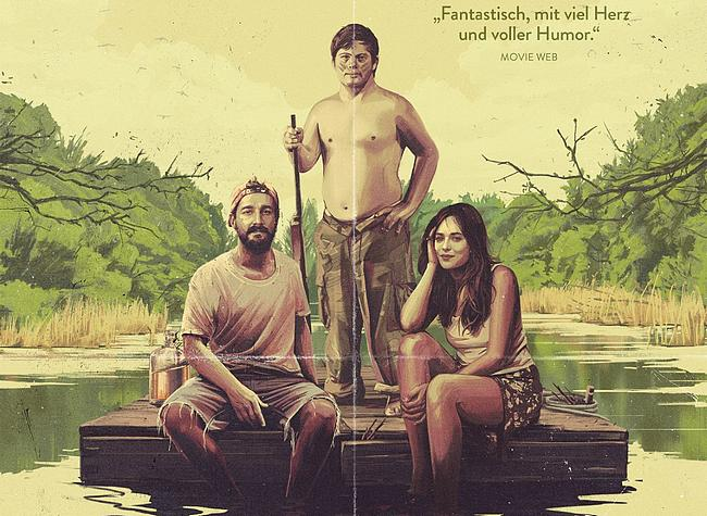 The Peanut Butter Falcon Filmposter