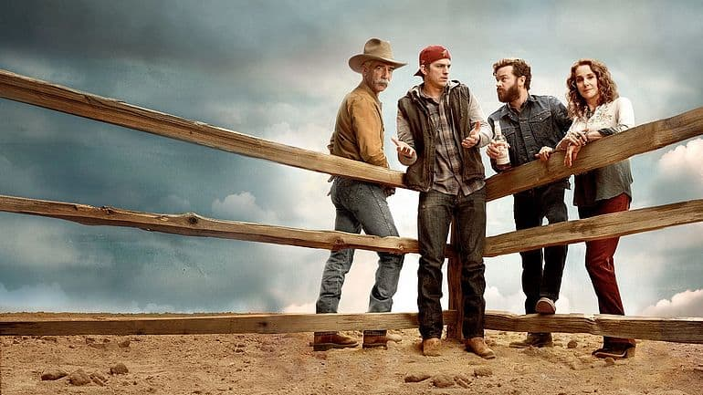 The Ranch Netflix-Poster