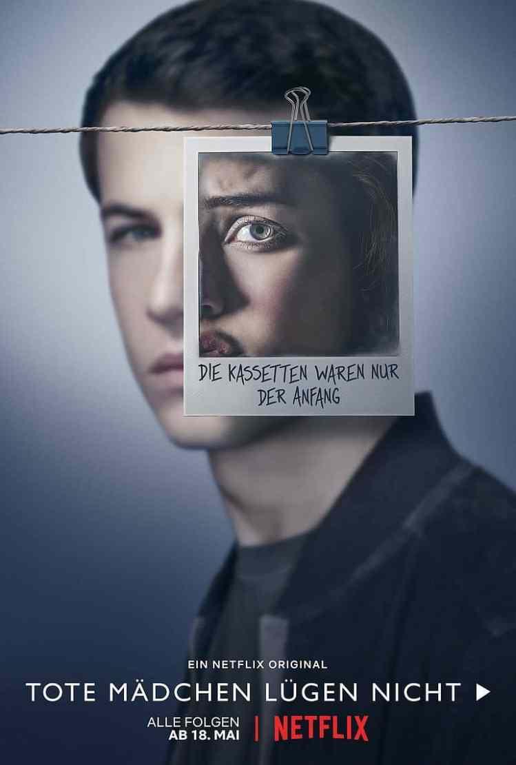 Poster Tote Mädchen lügen nicht