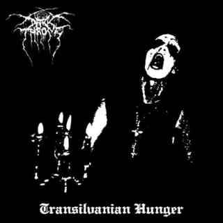Transilvanian Hunger Albumcover