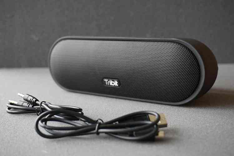 Tribit MaxSound Plus Bluetooth Lautsprecher Zubehör