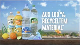 Screenshot aus der Vio Bio Limo Werbung