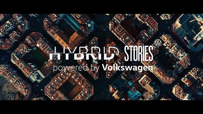 Volkswagen eHyprid Werbung