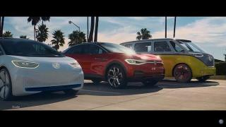 VW Concept Cars ID
