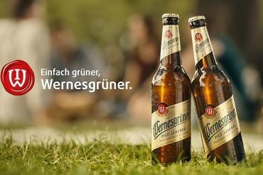 Screenshot aus Wernesgrüner TV-Spot