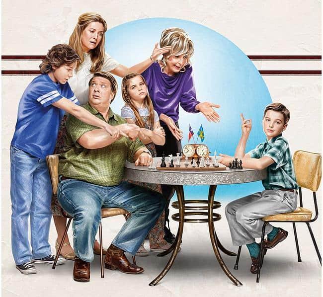Young Sheldon Serienposter