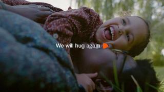 Screenshot aus der Zalando Werbung