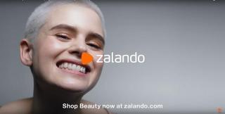 Screenshot aus der Zalando Werbung 2019