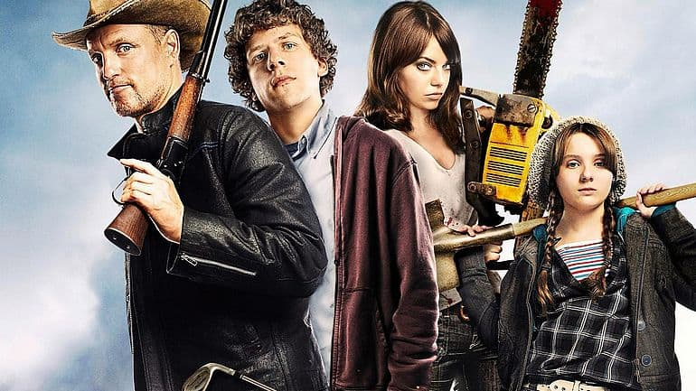 Filmposter: Zombieland