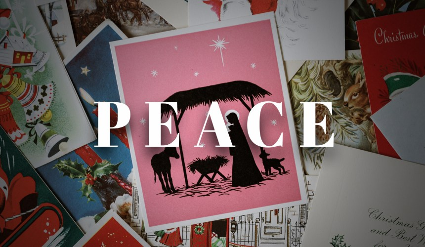 Peace – Week 2