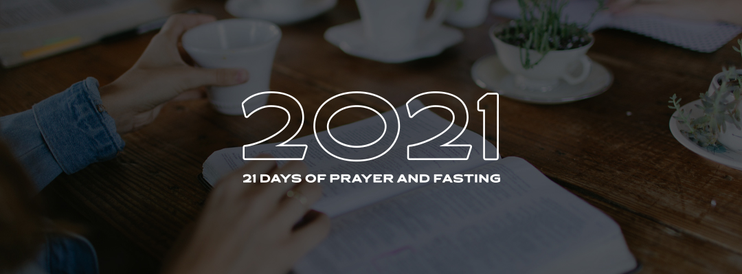 2021 Prayer and Fasting Booklet