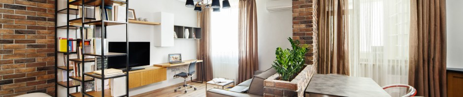 ways to decorate a studio apartment