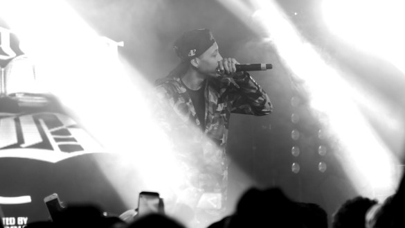 Kid Ink, Pumpehuset