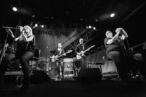 Sing Sing Sing, Godset