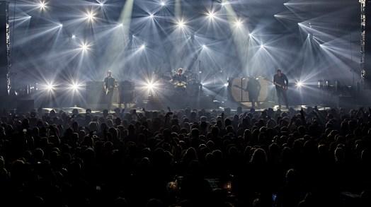 Dizzy Mizz Lizzy, Tim Christensen, T. Hansen Arena