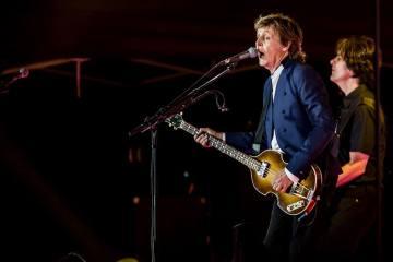 Paul McCartney, Roskilde Festival 2015, RF15, Orange Scene