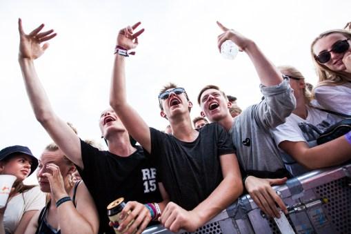 Ukendt Kunstner, Roskilde Festival 2015, Apollo, RF15